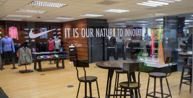 Nike Wilsonville Call Center - Andy Portello Design